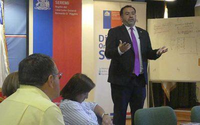 Dirigentes Sociales participan de diálogo ciudadano