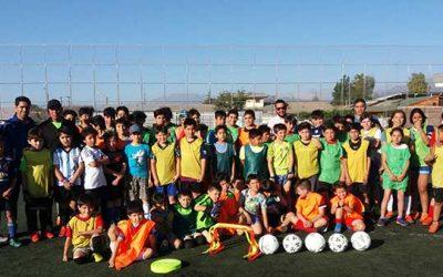 Escuelas y talleres deportivos municipales recibieron nueva implementación