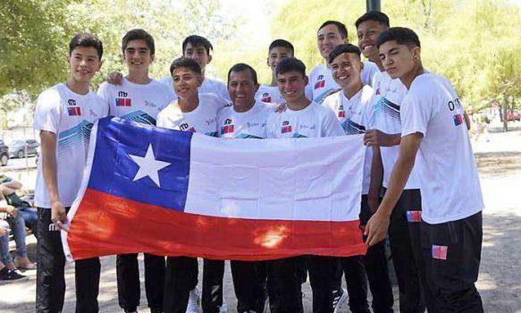 Este martes debutan en Paraguay los rancagüinos campeones nacionales de Futsal