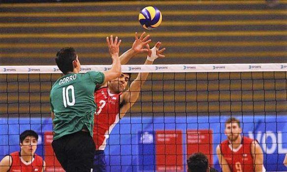 La Roja del vóleibol se preparará en rancagua para clasificar a los juegos olímpicos 2020