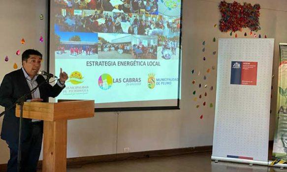 Las cabras, Pichidegua y Peumo, primeras comunas en desarrollar estrategias energéticas locales