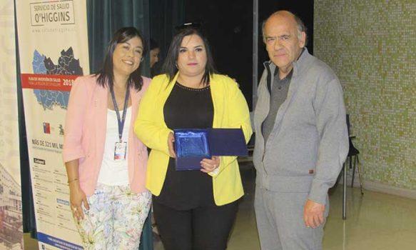 Luz Vidal un ejemplo de ver la vida