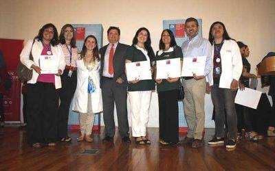 Municipalidad de Machalí y establecimientos educacionales de la comuna recibieron sello del Sistema Elige Vivir Sano