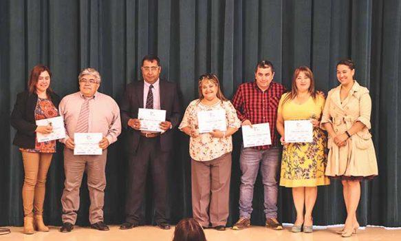 Pacientes del Hospital Regional reciben alta terapéutica en emotiva ceremonia