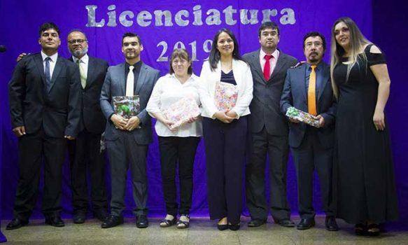 Palmilla: Solemne licenciatura de alumnos de educación de personas jóvenes y adultas