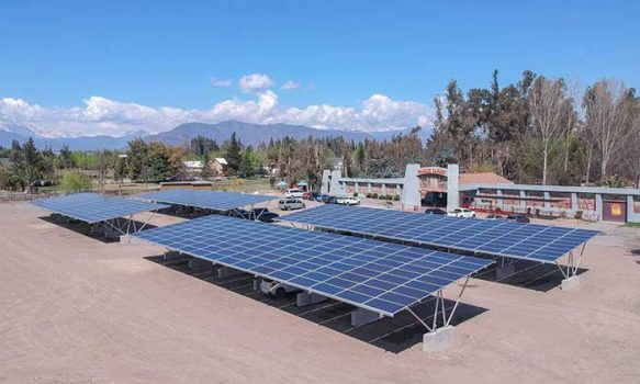 Parque Safari contará con el estacionamiento solar más grande de Chile