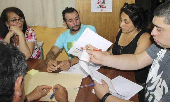 Participantes de la Residencia para la Superación realizan diálogo ciudadano en el marco del Chile que Queremos