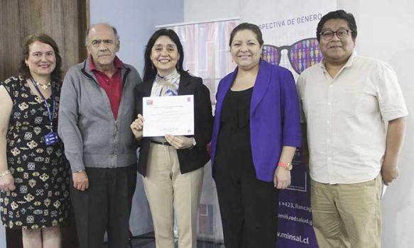 Profesionales de la salud avanzan en atención más digna en equidad de género