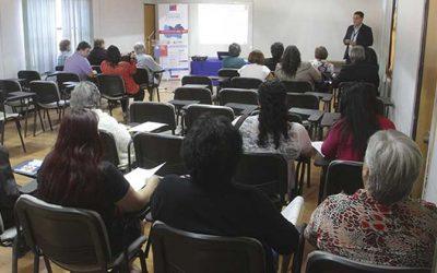 Representantes de los Consejos de la Sociedad Civil se comprometen a promover la participación en salud