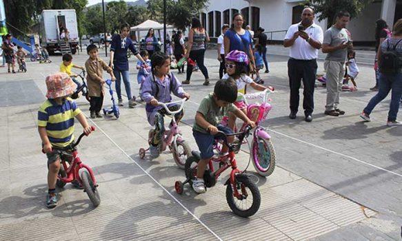 Salud Machalí impulsa hábitos saludables por medio de circuito de actividad física en preescolares de la comuna