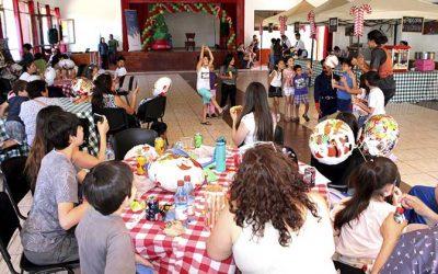Salud Machalí realizó evento navideño para finalizar Programa de Acompañamiento de niños en riesgo psicosocial