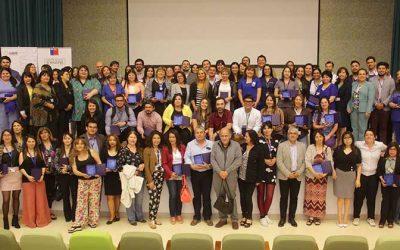 Servicio de Salud O'Higgins destaca a 61 profesionales por el Buen Trato