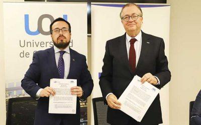 Universidad de O'Higgins y Fiscalía regional firman convenio de colaboración