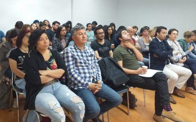Seremi de las Culturas, las Artes y el Patrimonio se reunió con los ganadores de los Fondos Cultura