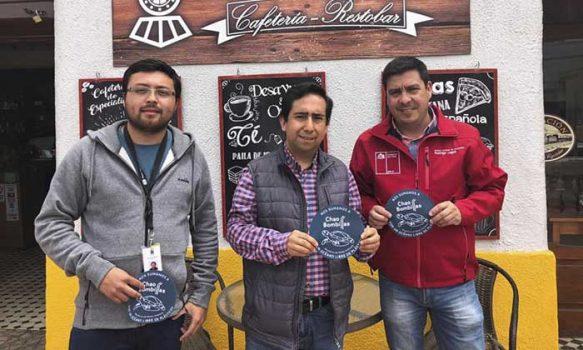 5 nuevos locales gastronómicos de Pichilemu se suman a la campaña Chao Bombillas