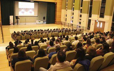 53 funcionarios de la salud recibieron certificado de TENS