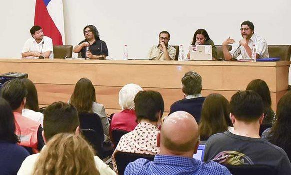 Académico UOH participó en seminario sobre el sistema neoliberal y su impacto en el estallido social