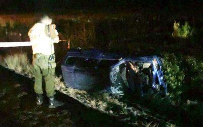 Accidente de tránsito dejó una persona fallecida