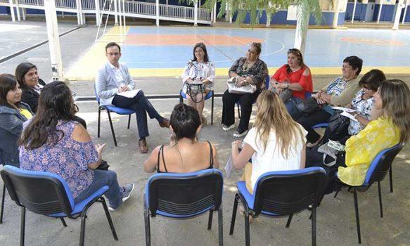 Cabildos de apoderados: En Rancagua se desarrolló el primer encuentro regional