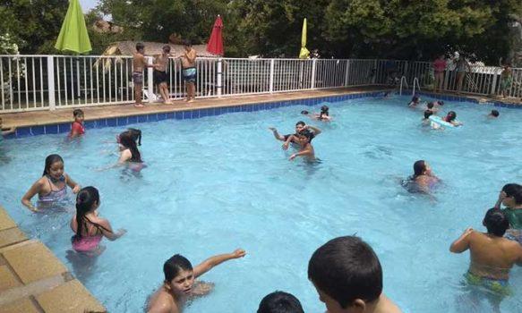 Comenzó el funcionamiento de las escuelas de verano para hijas e hijos de madres temporeras en tres colegios de Palmilla