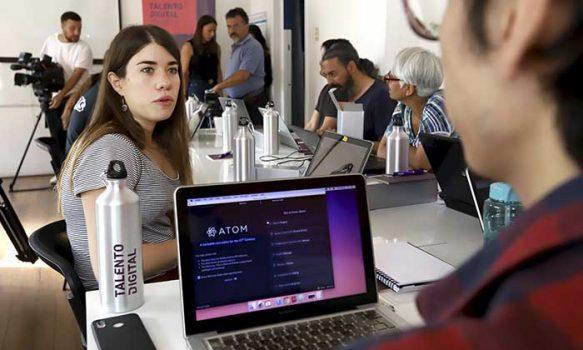 Comienzan inéditos cursos para fomentar ocupación en trabajos del área tecnológica