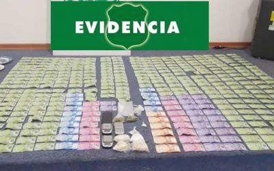 Con detención y decomiso terminó allanamiento de Carabineros en San Fernando