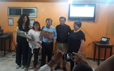 Concejal Cristian Salinas realizó su tercera cuenta pública ciudadana