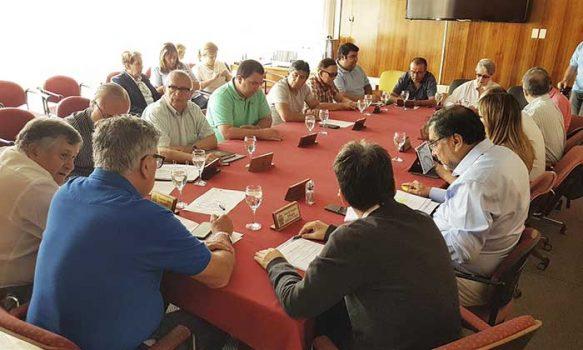 Concejo Municipal de Rancagua aprueba pago de patentes comerciales en cuotas sin interés ni reajustes