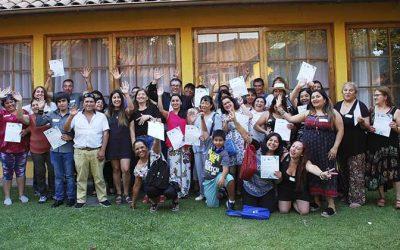 """Emprendedores de la Región se capacitan con el programa """"prende"""" de Agrosuper"""