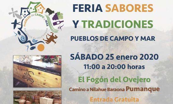 En Pumanque se realizará primera Feria Sabores y Tradiciones de Pueblos de Campo y Mar