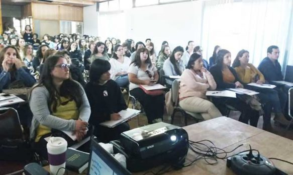 Equipos del programa Chile Crece Contigo coordinan metas para el 2020