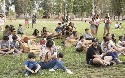 Exitosa resultó nueva Jornada del Mercado Itinerante de O'Higgins en Parque Abel Bouchon de San Fernando