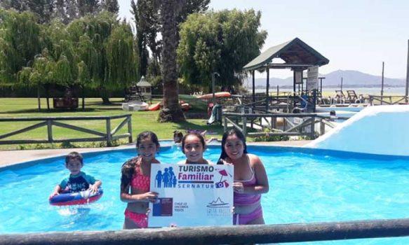 Familias de la región disfrutaron de un merecido relajo en el Lago Rapel