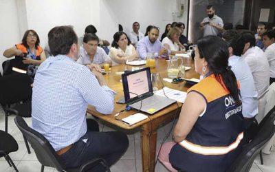 Gobernación reunió a alcaldes de Colchagua para afrontar sequía
