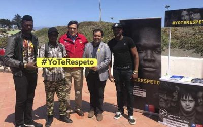 """Gobierno lanza campaña """"Yo te Respeto"""" en Cardenal Caro"""