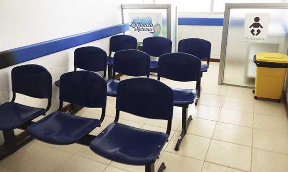 Hospital de Marchigüe cuenta con remozada sala de espera para los usuarios