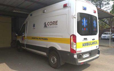 Hospital de Peumo refuerza servicio de urgencia con nuevo personal para ambulancia