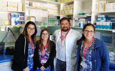 Hospital Pichilemu apoya a pacientes para obtener sus medicamentos de hospitales alejados