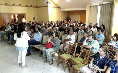 Hospital San Fernando se capacita en GRD para mejorar resolutividad