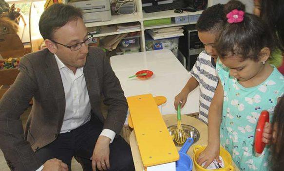 Jardín Infantil y Escuela de Lenguaje reciben reconocimiento por obtención de Fondo de Innovación a la Educación Parvularia