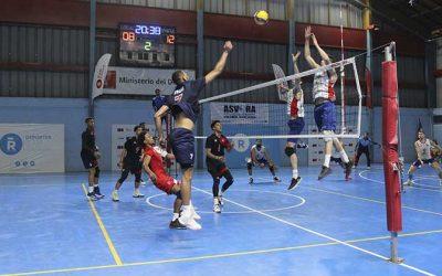 La Roja del vóleibol derrotó a República Dominicana en Rancagua