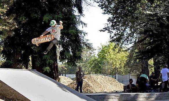 Más deporte en graneros: taller gratuito de skate