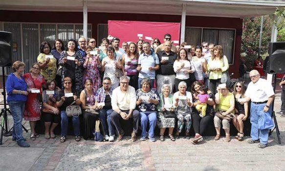 Municipalidad de Rancagua entrega subvenciones para vacaciones de vecinos de la comuna
