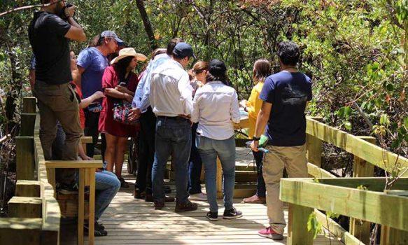 Nuevos atractivos con accesibilidad universal en Reserva Nacional Río de los Cipreses