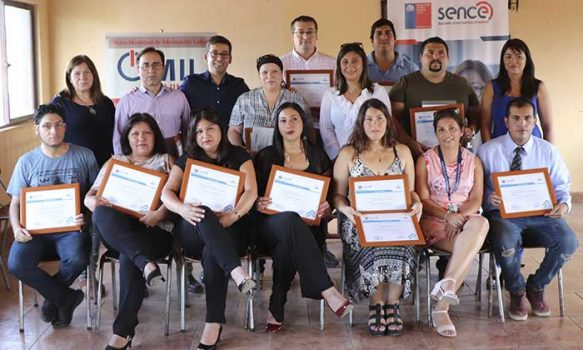 Nuevos capacitados Sence en Coltauco y Requínoa