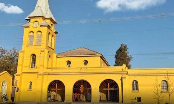 parroquia cristo crucificado