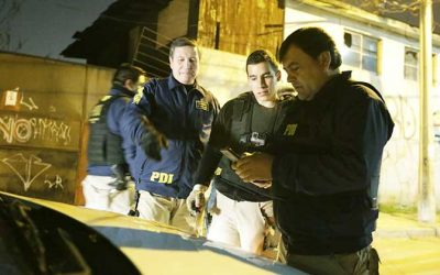 PDI investiga el robo que afectó a una empresa en precisos momentos que iba a pagar sueldos