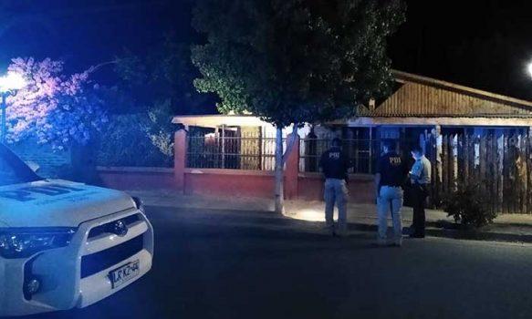 PDI investiga homicidio frustrado en Pumanque