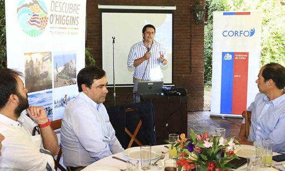 PTI de Turismo de Corfo contribuirá a transformar O'Higgins en un destino turístico