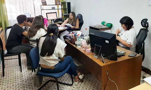 Rengo: Reunión coordinación actividades consejo consultivo de la infancia